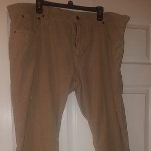 Men Gap corduroy pants